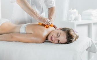 Massagem de Relaxamento nas Costas e Pescoço por 9,90€ em Carnide!