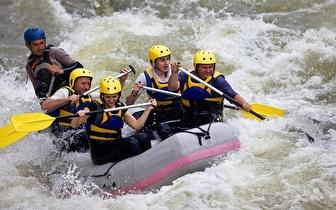 Pré-época de Baptismo de Rafting por 13€ no Rio Paiva!