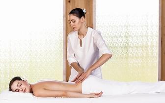 Massagem de Relaxamento de 45min apenas 14€ em Carcavelos!