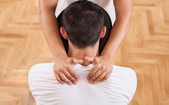 Relaxe: Massagem Terapêutica de Shiatsu na cadeira por 8,90€ em Carnide!