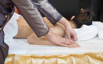 Massagem de Relaxamento ao Corpo Inteiro ao Domicílio por 29€ em Lisboa!