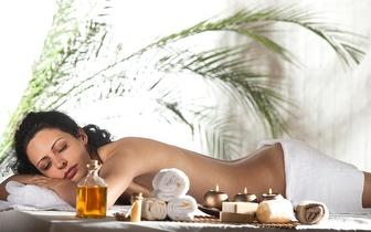 Massagem de Relaxamento com Sais do Oriente por 29€ em Vila Nova de Gaia!