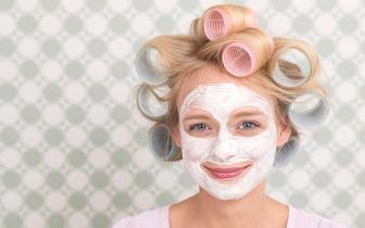 Limpeza de Pele Profunda com Vitamina C e Máscara Anti Age por 46€ na Marinha Grande!