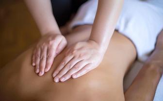 Massagem de Relaxamento Localizada de 30 min. por 12€ em Loures!