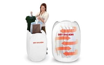 Secador Portátil Dry Balloon Compact por 32,90€ com entrega em todo o País!