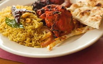 Sabores da Índia e do Nepal ao Jantar num Menu Completo para 2 por 17€ em Alcântara!