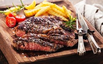 Rodízio Prémio Argentino e Brasileiro para 2 pessoas por 29€ na Marina de Cascais ao almoço!
