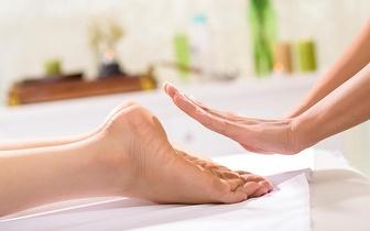 1 Massagem de Relaxamento + 1 Sessão de Reiki por 25€ em Santo António de Cavaleiros!