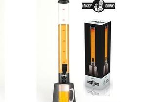Dispensador de Bebidas: Torre com Torneira por 36,90€ com entrega em todo o País!