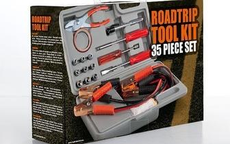 Kit de Emergência Road Trip para Automóvel por 16,95€ com entrega em todo o País!
