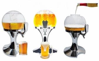 Dispensador e Refrigerador de Bebidas por 25,90€ com entrega em todo o País!
