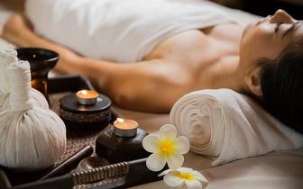 3 Sessões Massagem de Relaxamento ao Corpo Inteiro por 39€ no Porto!