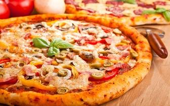 Menu Pizza + Bebida + Café para 2 Pessoas por 12,90€ nos Anjos!