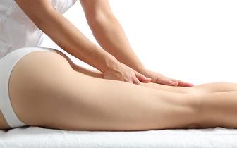 Massagem Anticelulite + Algoterapia + Plataforma Vibratória por 16€ no Porto!