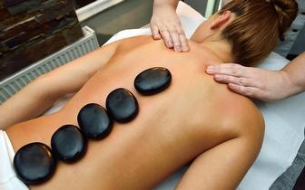 Massagem de Pedras Quentes ao Corpo Inteiro por 25€ em Entrecampos!