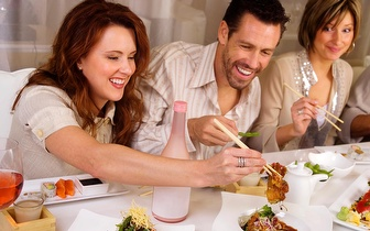 Menu para Grupos: Sushi + Bebida à Discrição por 26€/Pessoa em Carcavelos!