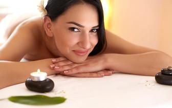 Massagem de Relaxamento ao Corpo Inteiro com Bombons e Chá na Boavista!