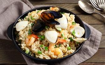 Peixe & Marisco com Vista Mar e 10% em fatura em Colares ao Almoço!