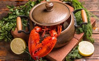 Peixe & Marisco com Vista Mar e 10% em fatura em Colares ao Jantar!