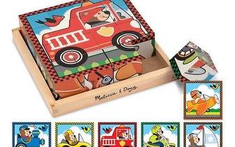 Seis puzzles num só por apenas 13€ em Lisboa!