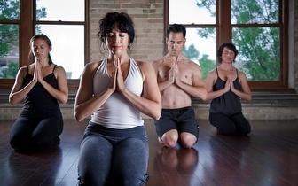 Hot Yoga/Hatha Yoga: 1 Mês de Aulas (2x/semana) por 19€ nos Anjos!