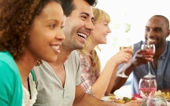 Menu para Grupos com Buffet de Tapas por 12,50€/pessoa na Baixa Lisboeta!