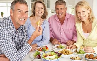 Menu para Grupos com Buffet de Tapas por 15€/pessoa na Baixa Lisboeta!