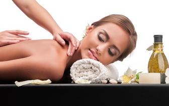 Massagem Relaxamento Corpo Inteiro de 45min por 9€ nos Anjos!