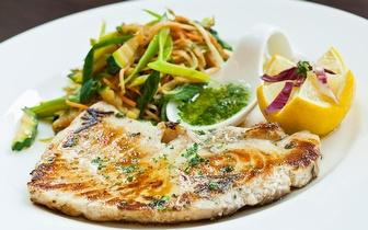 Jantar Gourmet à Beira Mar para 2 Pessoas por 29€ em Sesimbra!