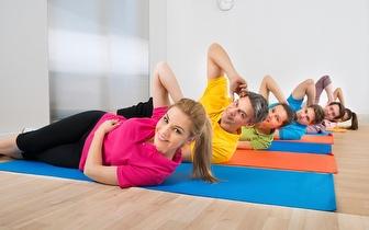 3 Meses Livre Trânsito Aulas de Grupo + Massagem por 95€ em Telheiras!