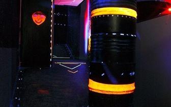 Jogo de LaserQuest para Grupos por apenas 8€/pessoa!