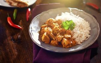 Sabores da Índia para 2 pessoas ao Almoço por 27€ nos Restauradores!