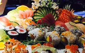 Take Away Jantar: 44 Peças de Sushi de Autor + Oferta Especial do Chef por 39€ no Estoril!