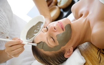 Mini Tratamento Facial com Máscara de Argila por 12€ em Algés!