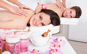 Massagem Relaxamento para Casal de 45 min. por 25€ no Campo Pequeno!