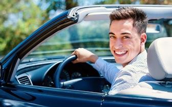 ¡Matrícula, curso y 8 prácticas para carné de coche 29€ en Puerta de Toledo!