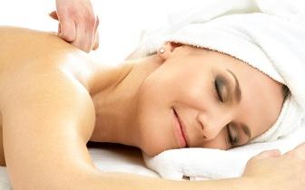 Pack Natal: Massagem + Limpeza Facial + Pedicure + Manicure por 49€ nos Olivais!