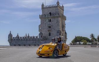 Ofereça GoCar neste Natal! Passeio por Lisboa para 2 pessoas por 15€!
