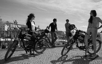 Ofereça um Passeio por Lisboa numa Bicicleta Eléctrica Vintage neste Natal! Para 2 pessoas por 15€!
