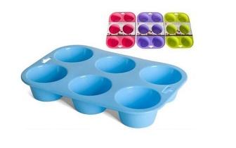 Forma para Cupcakes em Silicone por 3,90€ com entrega em todo o País!