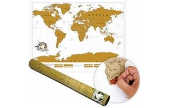 Mapa para assinalar países visitados por 14,90€ com entrega em todo o País!