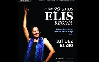 18 de Dezembro: Tributo 70 Anos de Elis Regina por 5€ em Algés!