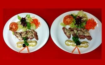 Menu Completo ao Jantar para 2 pessoas por 39€ no Saldanha!