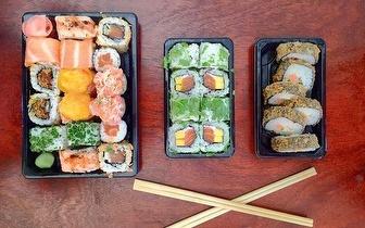Take Away de 30 Peças de Sushi ao Almoço por 19€ em Carcavelos!