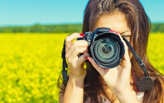 ¡Curso de Fotografía familiar por 49€ en Chamberí!