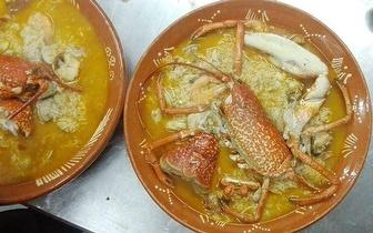 Menu para 2 Pessoas de Arroz de Peixe e Vista para o Mar por 24€ na Póvoa de Varzim!