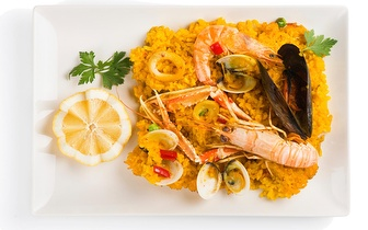 Almoço: Arroz de Marisco ou Peixe na Brasa para 2 Pessoas por 35€ na Póvoa de Varzim!