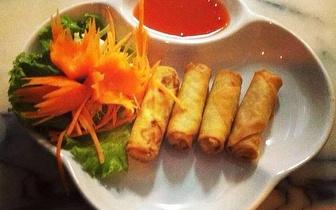 Vem provar os pratos tradicionais da cozinha tailandesa!
