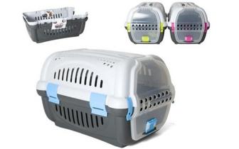 Caixa Transportadora para Gatos e Cães por 17,90€ com entrega em todo o País!