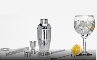 Conjunto para Cocktails 5 Peças por 18€ com entrega em todo o País!